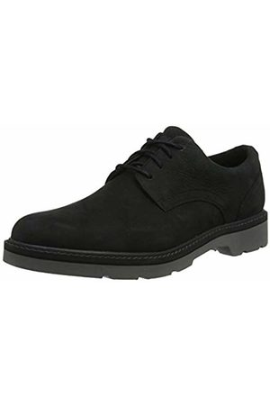 Rockport Men's Charlee Plain Toe Oxfords, ( Nubuck 001)