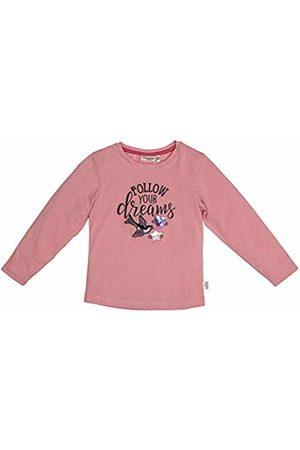 Salt & Pepper Salt and Pepper Girls' Daydream Dreams Applikation Pailletten Longsleeve T-Shirt, (Dusty Melange 824)