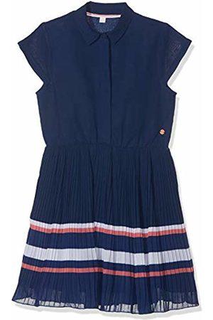 Esprit Girls Dresses - Kids Girl's Rp3002507 Woven Dress Ss (Marine 446)