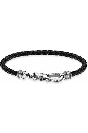 Thomas Sabo Men Silver Statement Bracelet - A1931-682-11-L17