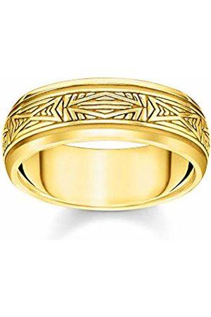 Thomas Sabo Men Vermeil Ring - TR2277-413-39-64