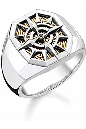Thomas Sabo Men Vermeil Ring - TR2278-849-7-48