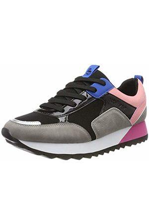 s.Oliver Women's 5-5-23614-33 Low-Top Sneakers, (Lt Comb 218)