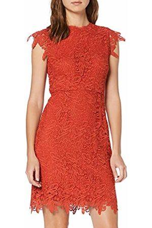 Taifun Women's 481001-16604 Dress, Spicy 6050