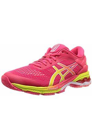 Asics Women's Gel-Kayano 26 Running Shoes, (Laser /Sour Yuzu 700)