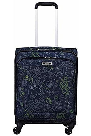 TOTTO Maleta 4 Ruedas Pequeña - Pegases Colección Suitcase, 53 cm