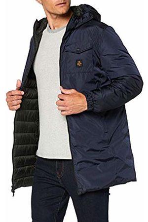 RefrigiWear Men's Long Midtown Jacket Sports