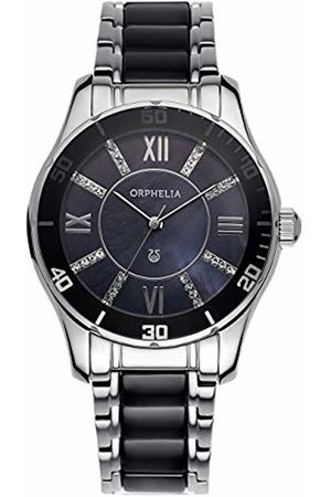 ORPHELIA Women's Quartz Watch with Metal Strap