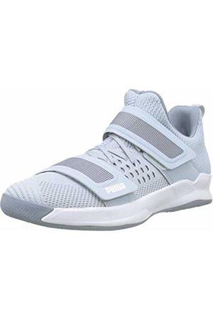 Puma Unisex Adult's Rise XT Netfit 1 Futsal Shoes, ( Dawn Heather -Tradewinds 02)