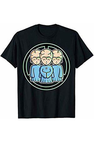 Star Trek Talosians Cartoon Trio Fan Art Graphic T-Shirt