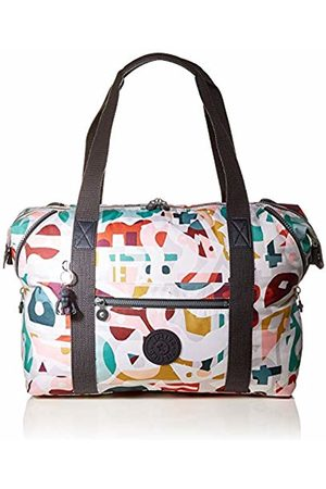 Kipling Basic 58cm Beach Bag, Synthetic, Music Print