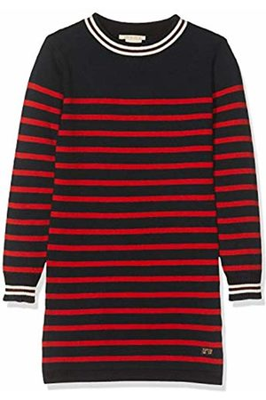 Scotch&Soda Girl's Knitted Dress in Yarn Dyed Stripe