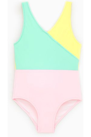 Zara Swimsuit with seam details