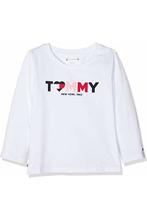 Tommy Hilfiger Boys' Baby Girl Tommy Tee L/s T-Shirt, Bright 123