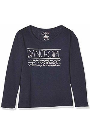 Losan Girl's 916-1983AN Longsleeve T-Shirt