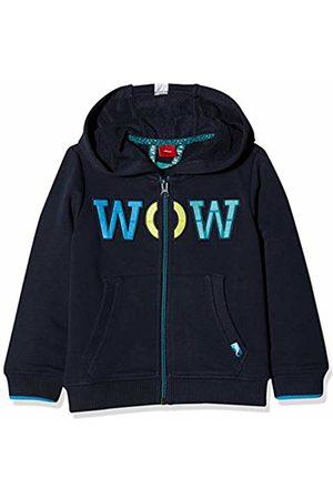 s.Oliver Boy's 63.908.43.3405 Sweat Jacket, (Dark 5952)