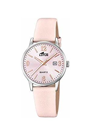 Lotus Womens Analogue Quartz Watch with Leather Strap 18699/2