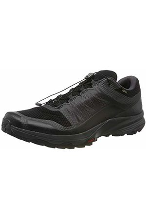 Salomon Men's Trail Running Shoes, XA Discovery GTX/Ebony/