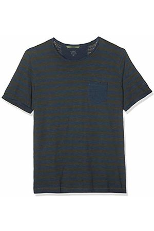Camel Active Men's Stripe Ts T-Shirt