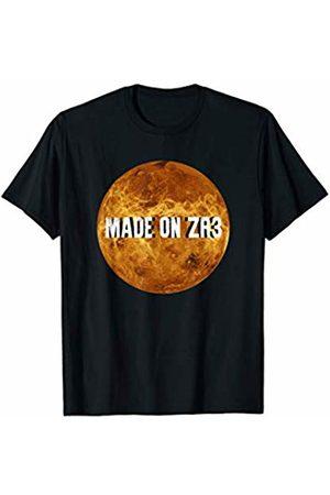 ZR3 Planet Tshirt Reticulum Constellation Zeta Reticuli ZR3 T-Shirt