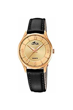 Lotus Womens Analogue Quartz Watch with Leather Strap 18407/C