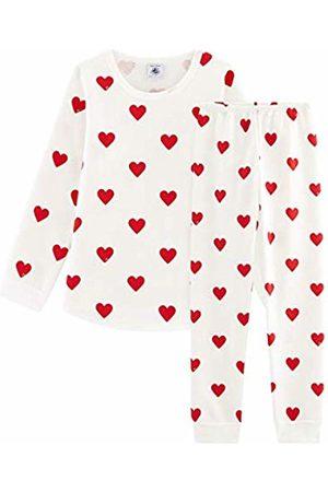 Petit Bateau Girl's Pyjama_5225401 Set