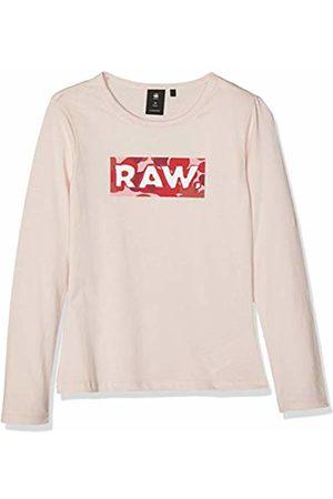 G-Star G-Star Girl's Sp10575 Ls Tee Longsleeve T-Shirt, (Mid 34)