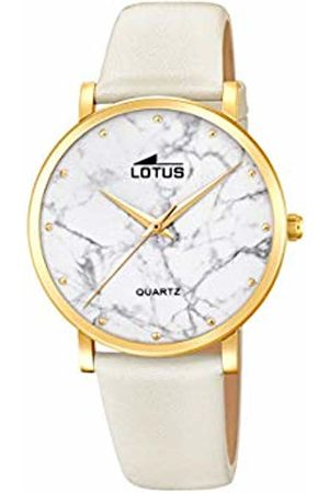 Lotus Womens Analogue Quartz Watch with Leather Strap 18702/1