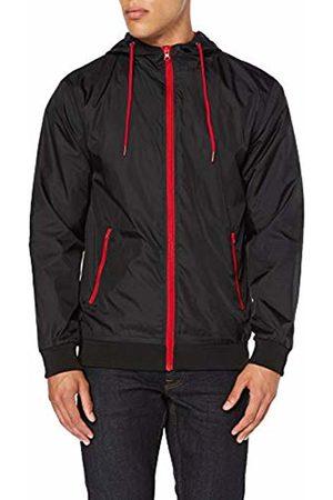 Build Your Brand Men's Windrunner Jacket