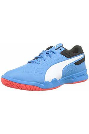 Puma Unisex Adult's TENAZ Futsal Shoes, (Bleu Azur - Blast 06)