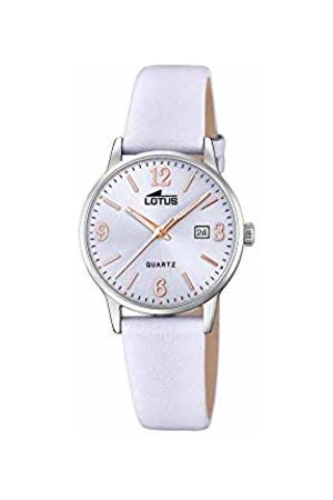Lotus Womens Analogue Quartz Watch with Leather Strap 18699/3