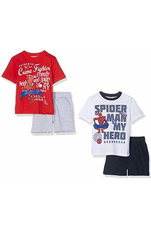 Marvel Boy's Spiderman Pyjama Sets