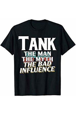 Tank Grandpa Gear Mens Tank Gift for the Man Myth Bad Influence Grandpa T-Shirt