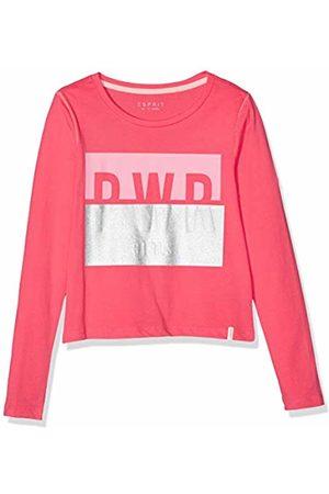 Esprit Kids Girl's Rp1007507 T-Shirt Long Sleeves Top