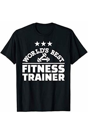 Fitness trainer gifts World's best fitness trainer T-Shirt