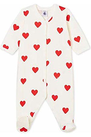 Petit Bateau Baby Girls' Dors Bien Y Chaud_5254901 Sleepsuit
