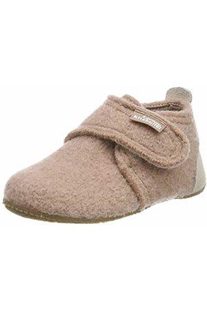 Living Kitzbühel Unisex Babies' Babyklettschuh mit Velourkappe Slippers
