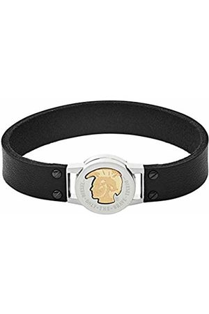 Diesel Men Stainless Steel Cuff Bracelet - DX1125040
