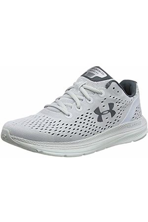 Under Armour Women's Charged Impulse Competition Running Shoes, (Halo /Pitch Gray 101)