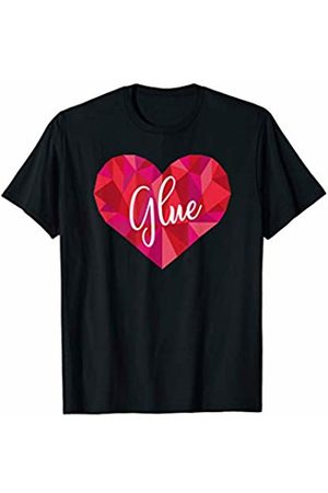 Triple G Mavs Glue Heart Shirt Low Poly Geometric Gift