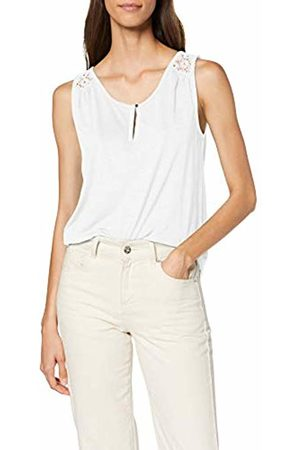 s.Oliver Women's 14.907.34.3755 Vest, Off- Off- (Cream 0210)
