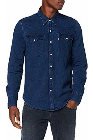 Levi's Men's Barstow Western Denim Shirt