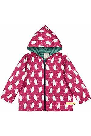 loud + proud Baby Girls' Wasserabweisende Jacke Aus Bio Baumwolle, GOTS Zertifiziert Jacket