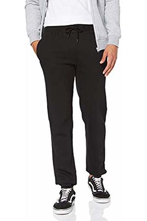 Build Your Brand Men's Heavy Sweatpants Sports Trousers, ( 00007)