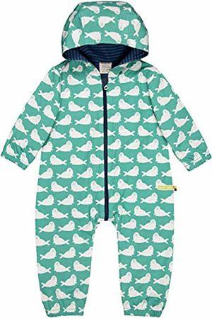 GOTS Zertifiziert Snowsuit proud Baby Overall Fleece Aus Bio Baumwolle loud