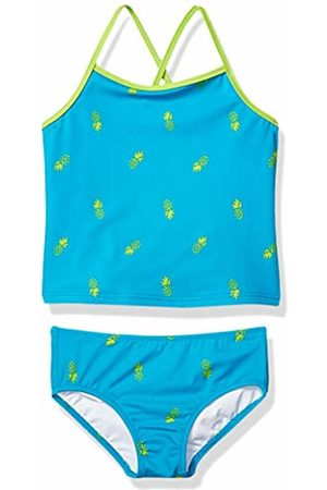 Amazon 2-piece Tankini Set Aqua Pineapples