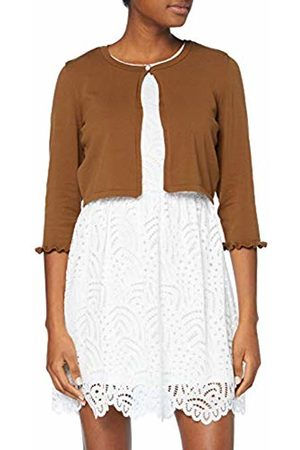Only Women's onlASRA 3/4 Short Cardigan KNT Toffee