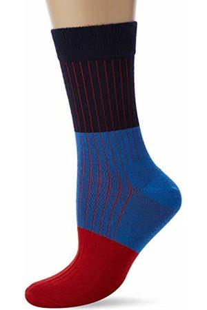 Happy Socks Women's Block Rib Sock ( 600)