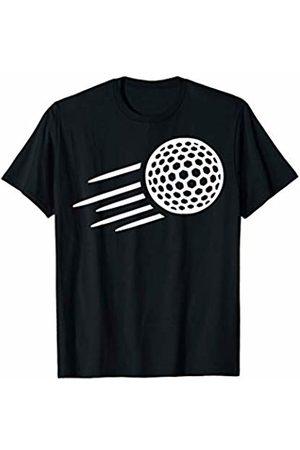 Golf gifts Men T-shirts - Flying golf ball T-Shirt
