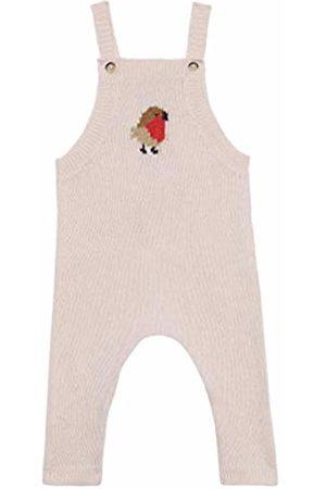 Petit Bateau Baby Girls' Salopette Longue_4966802 Dungarees